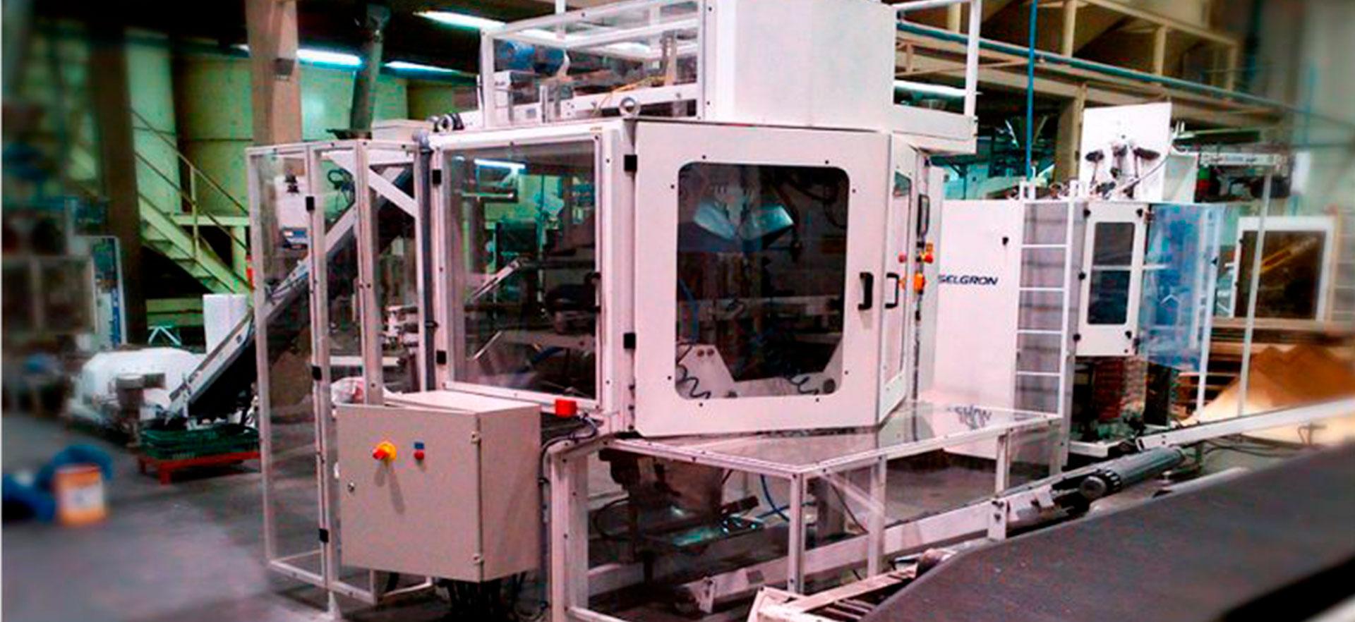 Adequação de máquinas a NR-12